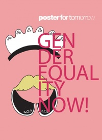 Posterfortomorrow: GenderEqualityNow!