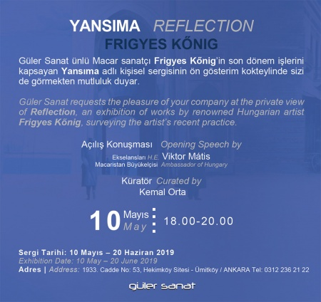 YANSIMA | REFLECTION: Frigyes Kőnig