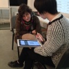 speed dating event at HUFA / Intermedia Department